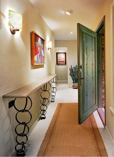 Residential Entry 2 Designed by GST Interiors