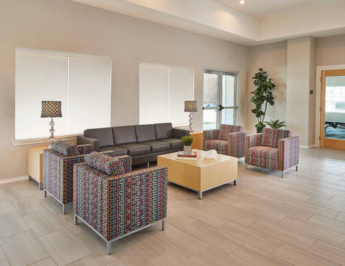 Emli at Liberty Crossing Club House 2 Designed by GST Interiors